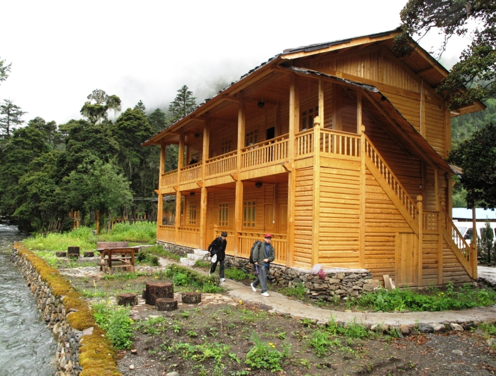 Business in Paradise: Mei Xiang Eco-Lodge