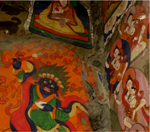 Partnering to Preserve the Culture of the Tibetan Plateau: The Mural Conservation Project