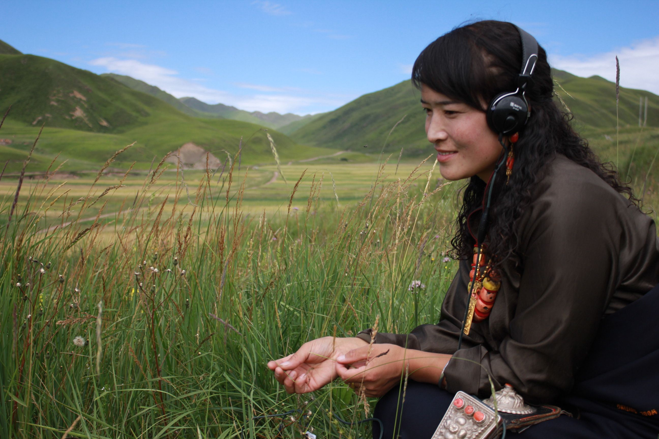 Archiving a Collection of Oral Traditions from the Tibetan Plateau